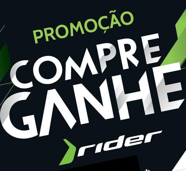 Ação Promocional Compre Ganhe Rider
