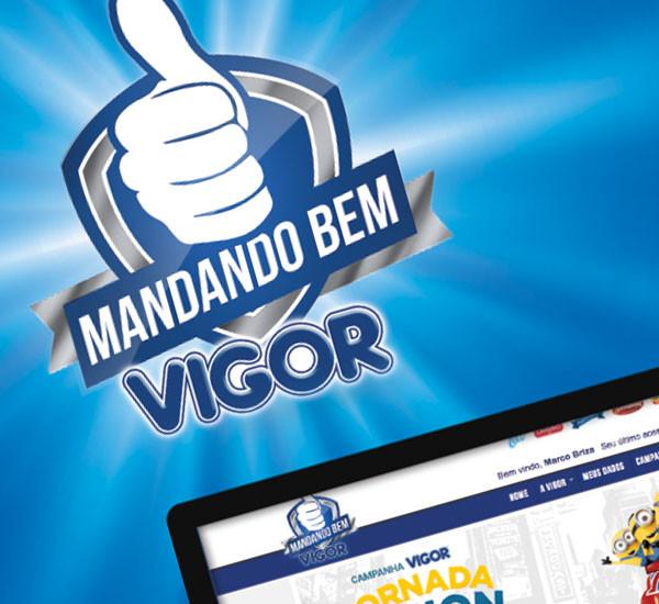 Portal de Trade Vigor